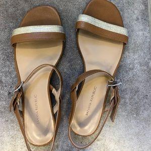 BR- Bare ankle strap sandals